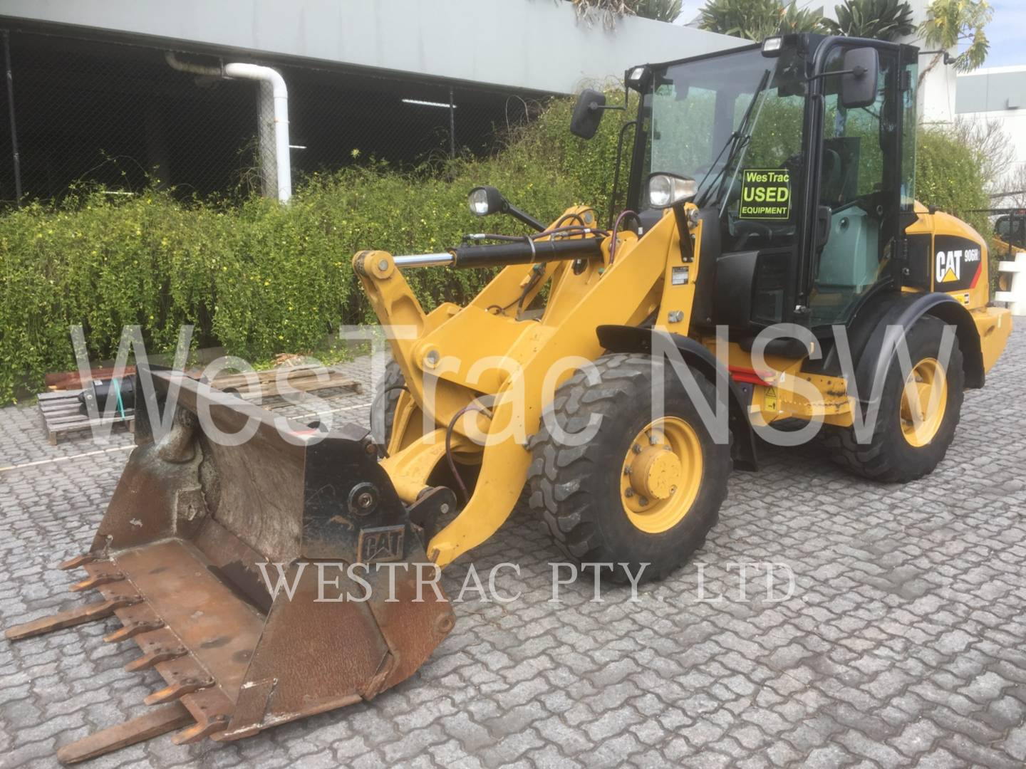 Used machinery cat used used equipment for sale westrac caterpillar 906h2 fandeluxe Images