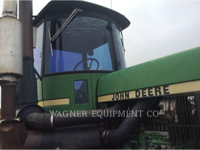 DEERE & CO. TRACTEURS AGRICOLES 8450 equipment  photo 8