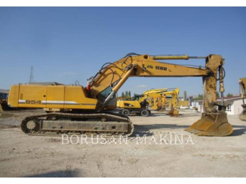 LIEBHERR 鉱業用ショベル/油圧ショベル R954 HD equipment  photo 1