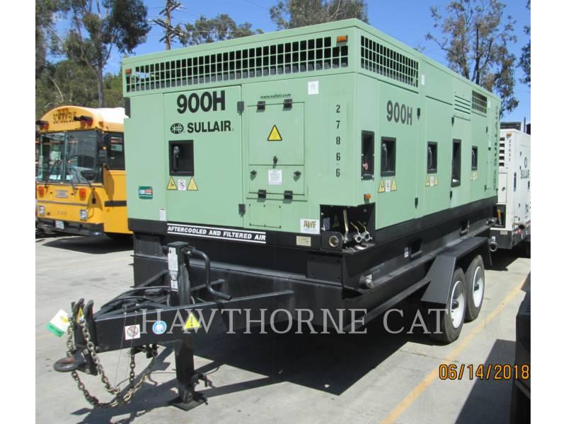 SULLAIR AIR COMPRESSOR 900 CH/AF/DTQ/CA4 equipment  photo 2
