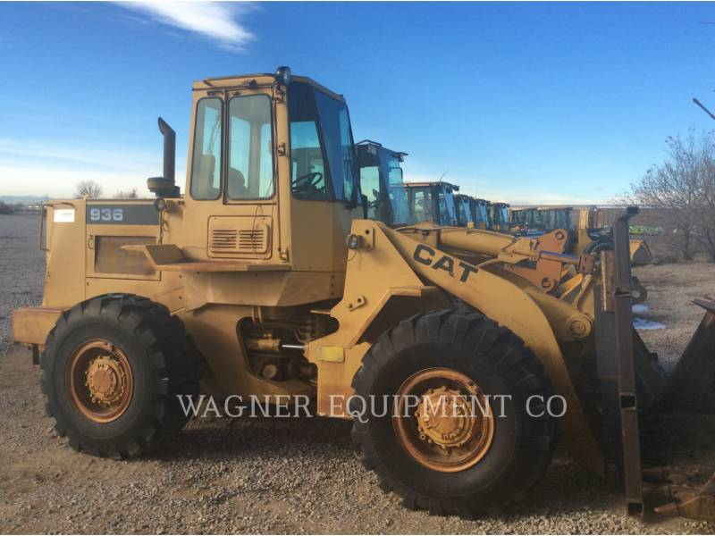 CATERPILLAR WHEEL LOADERS/INTEGRATED TOOLCARRIERS 936 equipment  photo 5