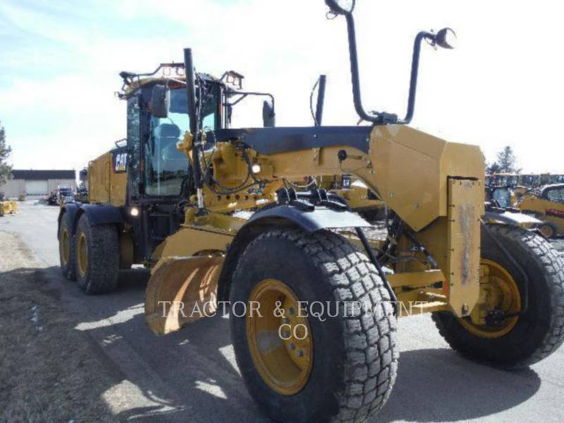 CATERPILLAR MOTORGRADERS 160M2 equipment  photo 3