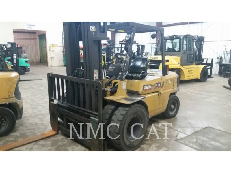 CATERPILLAR LIFT TRUCKS ELEVATOARE CU FURCĂ DPL40_MC equipment  photo 3