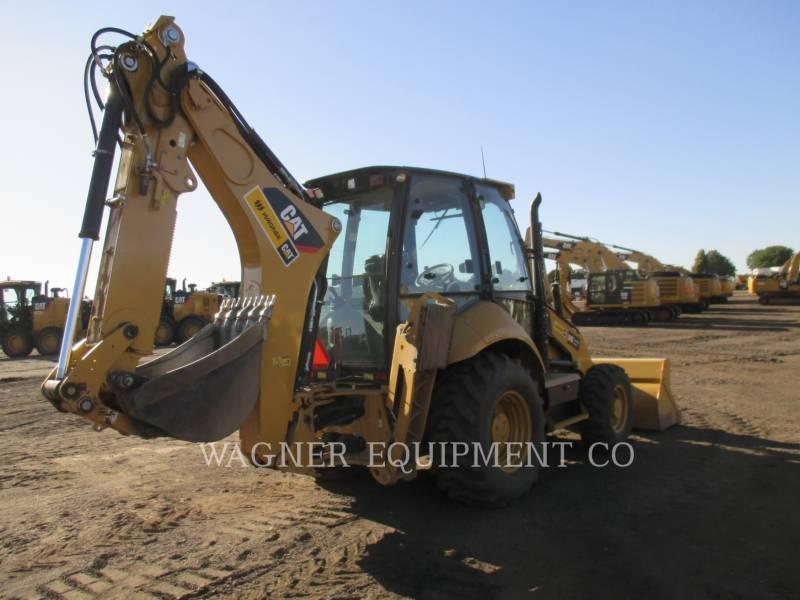 CATERPILLAR BACKHOE LOADERS 420F 4WDE equipment  photo 3