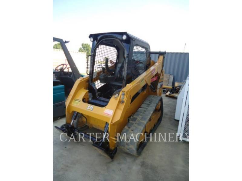 CATERPILLAR MINICARGADORAS 259D CYN equipment  photo 2