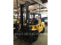 Equipment photo CATERPILLAR MITSUBISHI DP40KL-D2 ВИЛОЧНЫЕ ПОГРУЗЧИКИ 1