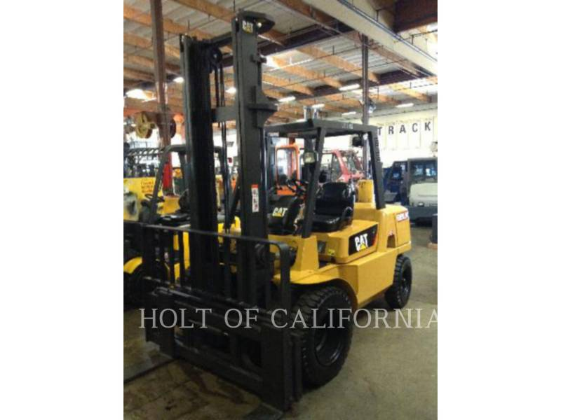 CATERPILLAR MITSUBISHI FORKLIFTS PD9000 equipment  photo 1