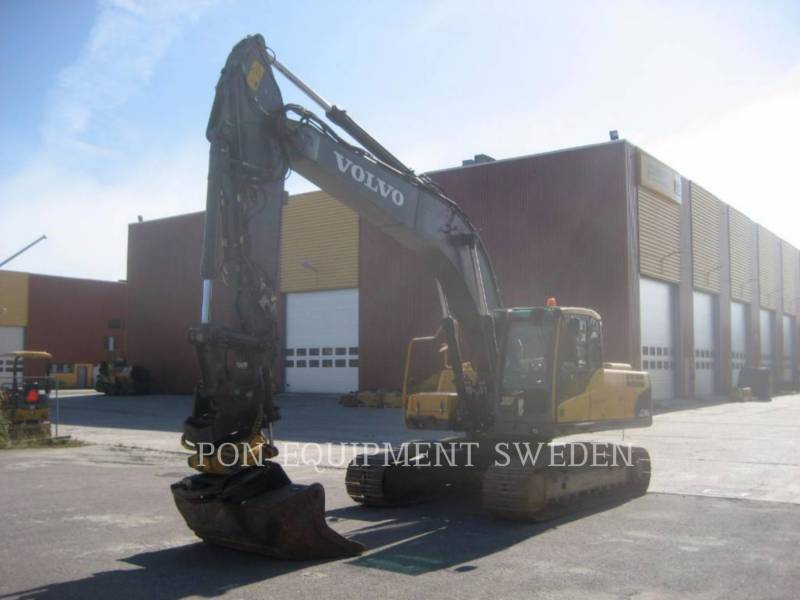 VOLVO CONSTRUCTION EQUIP BRASIL TRACK EXCAVATORS EC240 CNL equipment  photo 5