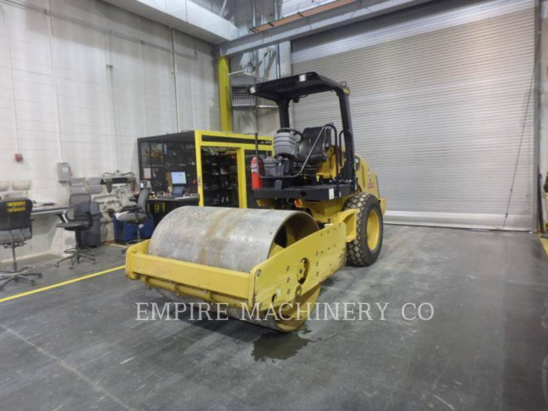 CATERPILLAR EINZELVIBRATIONSWALZE, BANDAGE CS44 equipment  photo 4