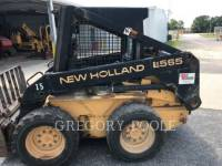 NEW HOLLAND LTD. SKID STEER LOADERS LX565 equipment  photo 2