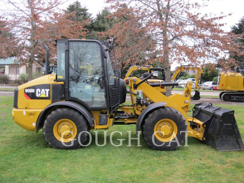 CATERPILLAR RADLADER/INDUSTRIE-RADLADER 906M equipment  photo 6