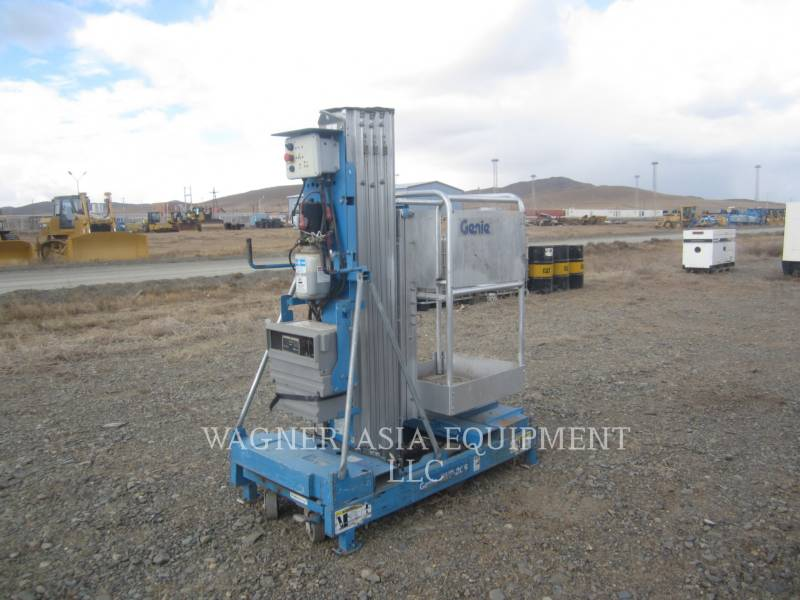 GENIE INDUSTRIES ELEVADOR - TESOURA IWP-20S equipment  photo 1