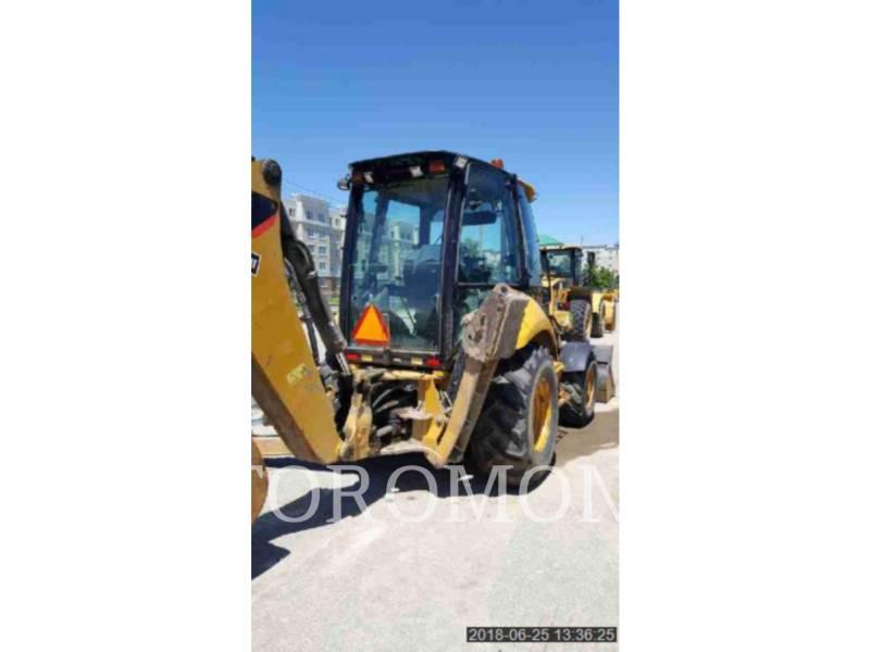 CATERPILLAR BAGGERLADER 420EIT equipment  photo 5