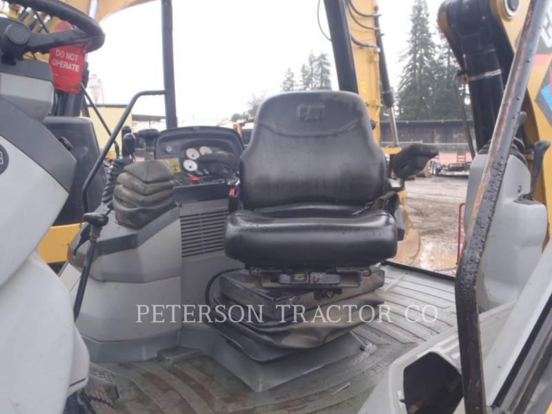 CATERPILLAR BAGGERLADER 420EST equipment  photo 4