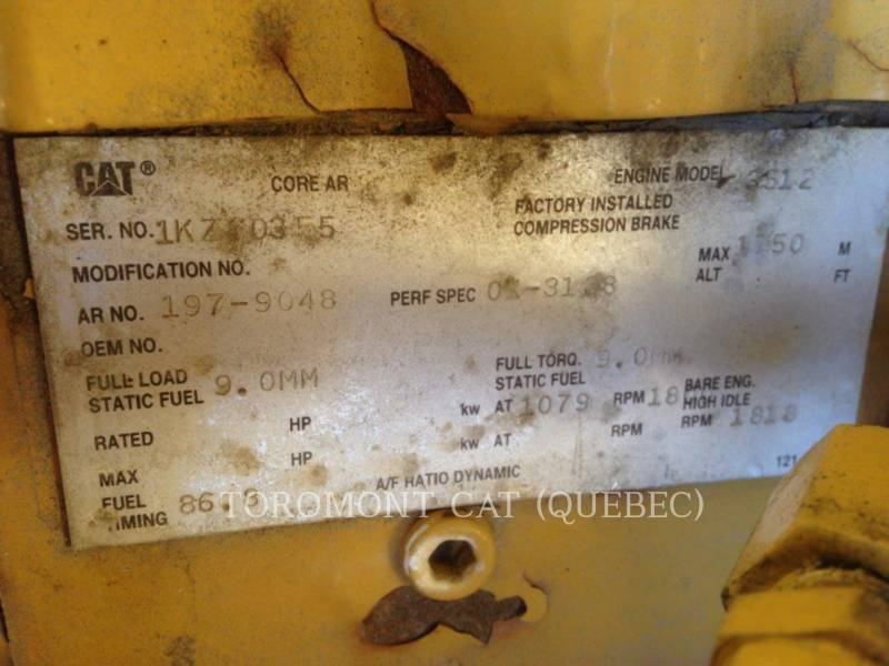 CATERPILLAR POWER MODULES (50494) XQ1000 3512 1000KW 600V equipment  photo 10