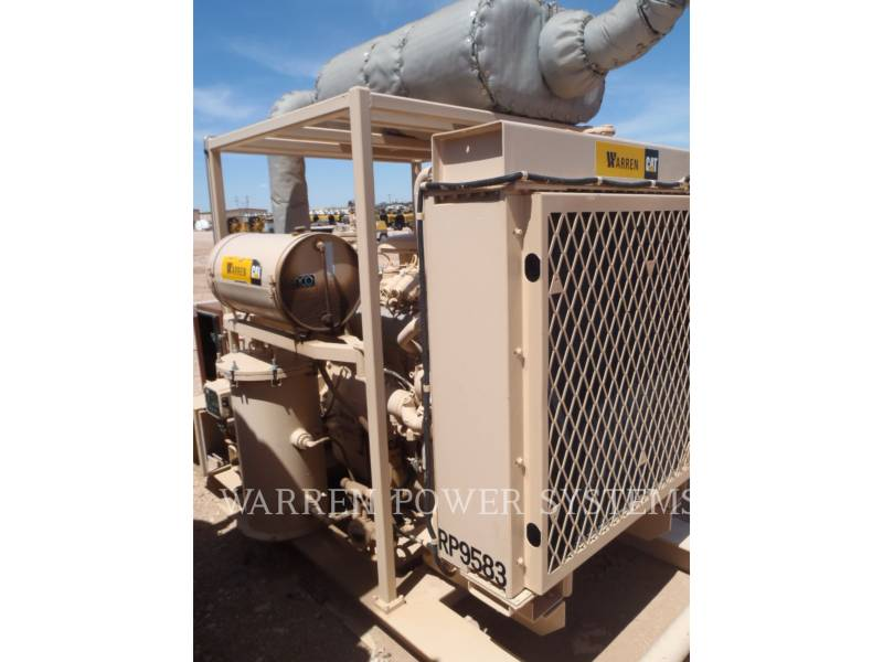 CATERPILLAR STATIONARY GENERATOR SETS WC175G equipment  photo 12