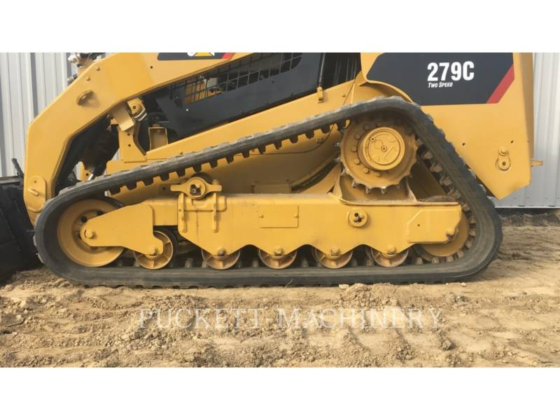 CATERPILLAR 多様地形対応ローダ 279 C equipment  photo 10