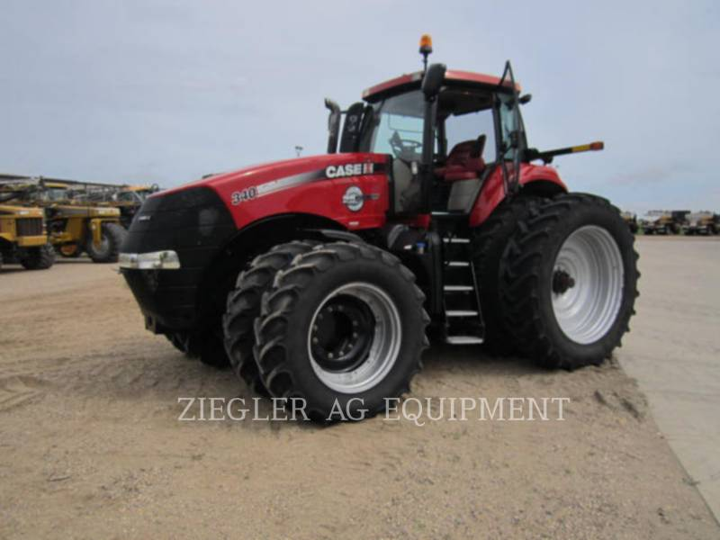 CASE/NEW HOLLAND 农用拖拉机 MAGNUM-340 equipment  photo 1