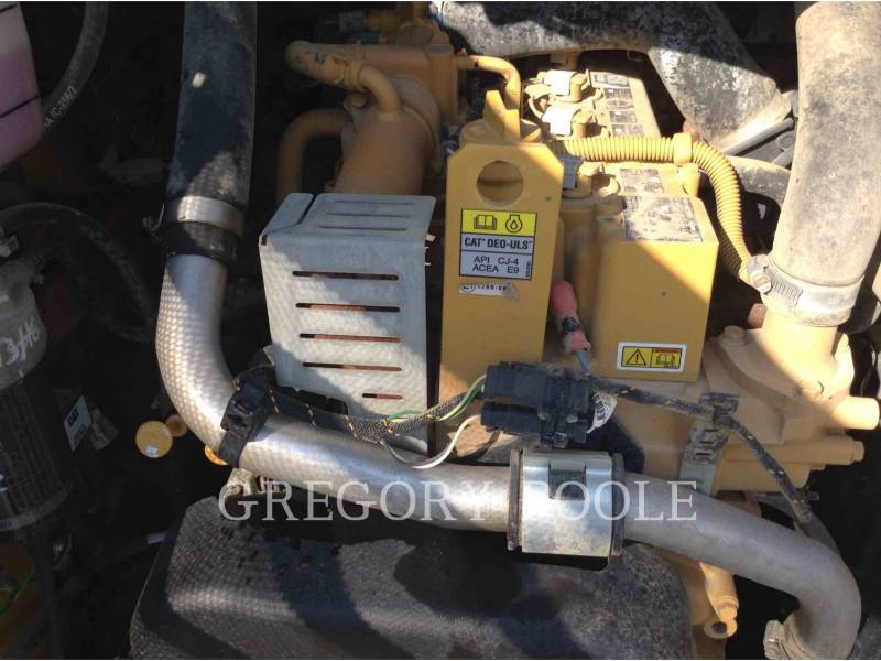 CATERPILLAR MULTI TERRAIN LOADERS 279D equipment  photo 12