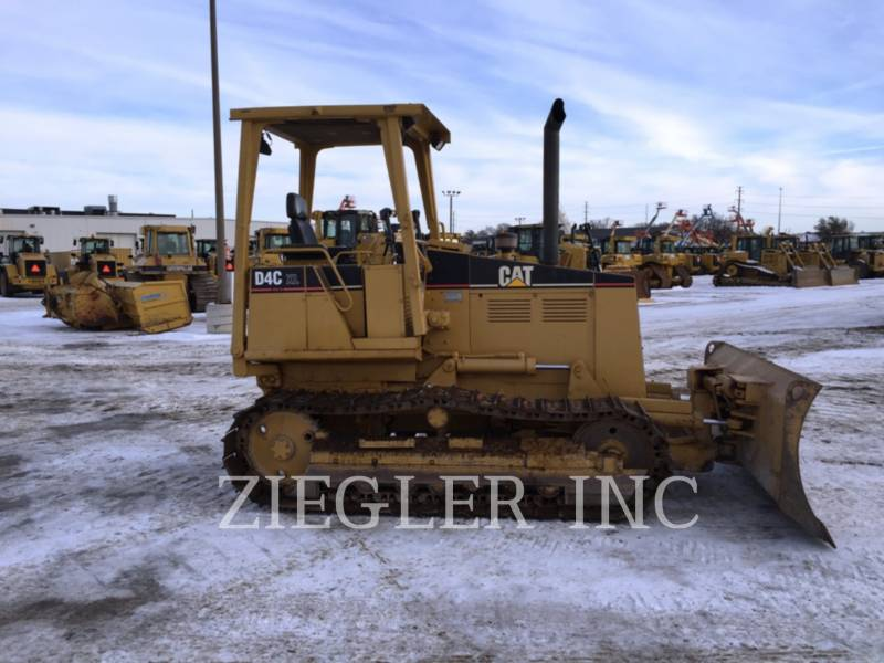 CATERPILLAR TRACTORES DE CADENAS D4CIIIXL equipment  photo 3