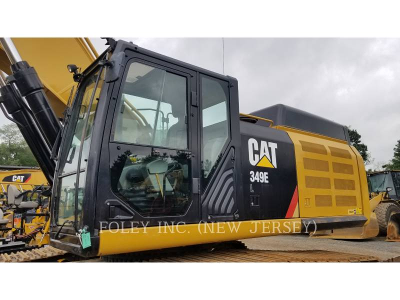 CATERPILLAR TRACK EXCAVATORS 349EL TC equipment  photo 4