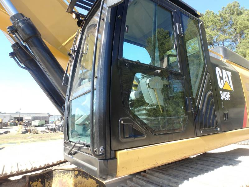 CATERPILLAR PELLES SUR CHAINES 349FL equipment  photo 16
