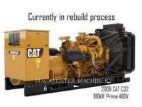 Equipment photo CATERPILLAR C32 Grupos electrógenos fijos 1