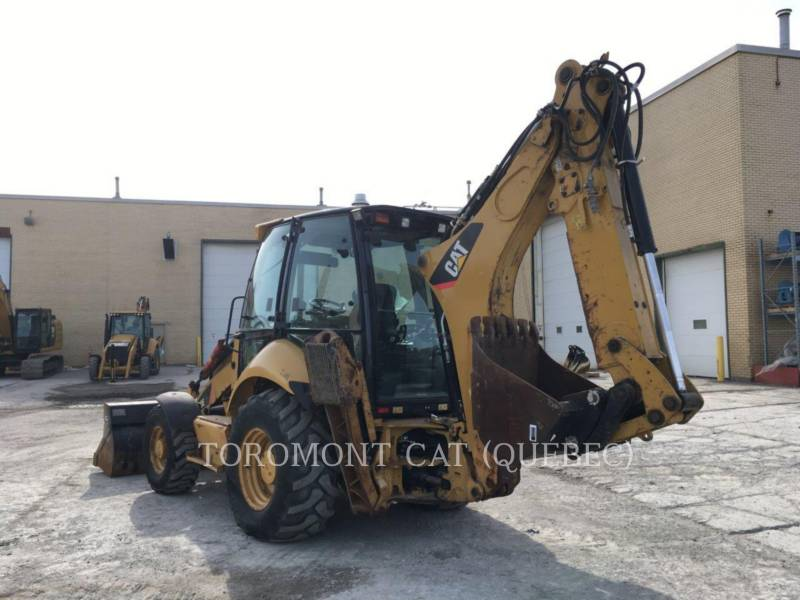 CATERPILLAR RETROEXCAVADORAS CARGADORAS 420EIT equipment  photo 3