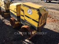 Equipment photo WACKER CORPORATION ROLLER/WAC КАТКИ 1