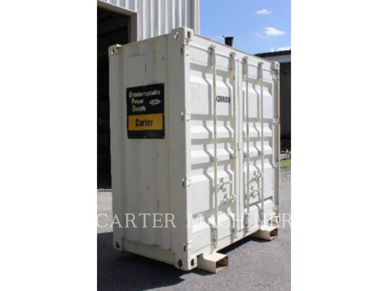 CATERPILLAR システム・コンポーネント UPS 300KVA equipment  photo 1