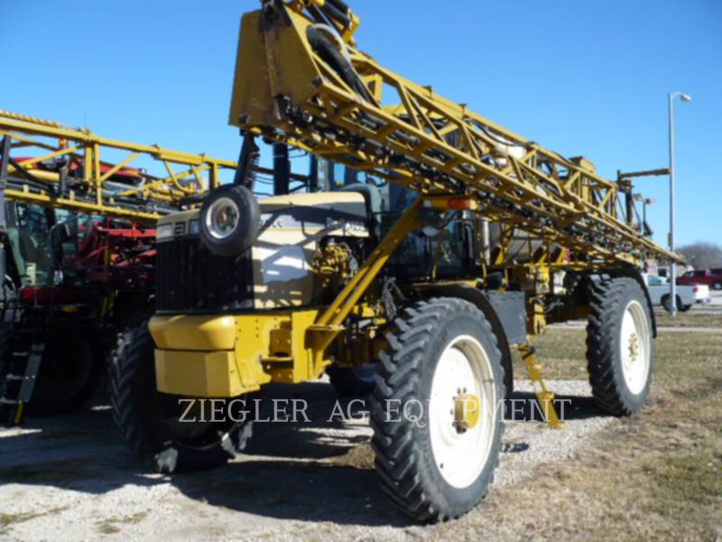 AG-CHEM PULVERIZADOR 1286C equipment  photo 1
