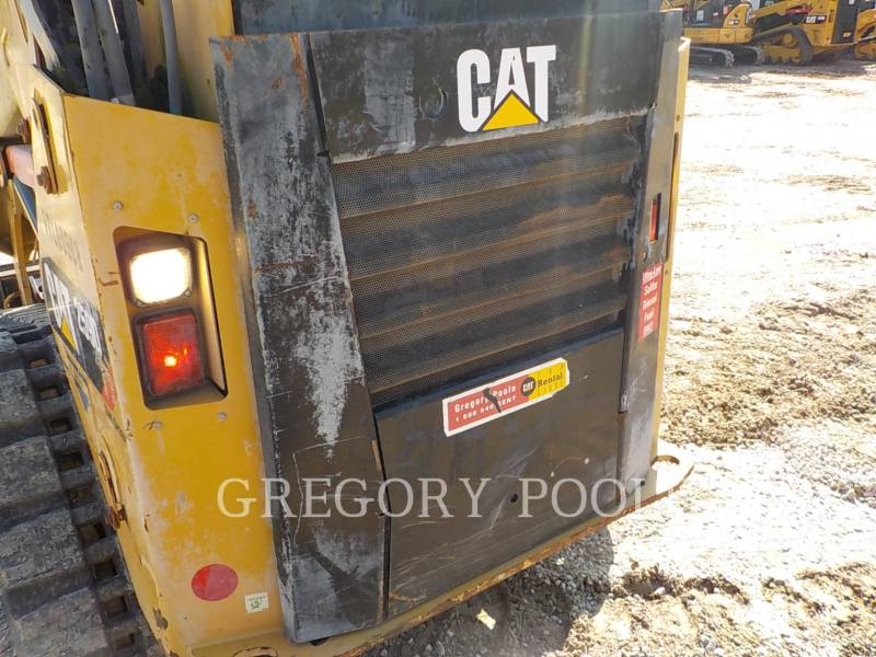 CATERPILLAR CARGADORES MULTITERRENO 259D equipment  photo 13