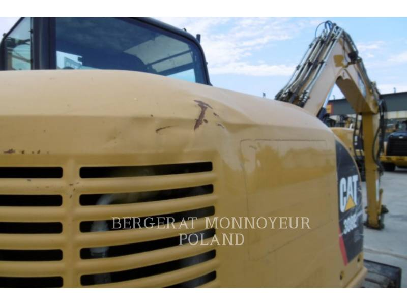 CATERPILLAR KETTEN-HYDRAULIKBAGGER 308E2CRSB equipment  photo 14
