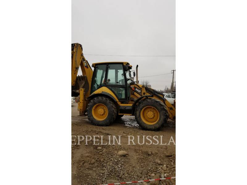 CATERPILLAR BACKHOE LOADERS 444F equipment  photo 7