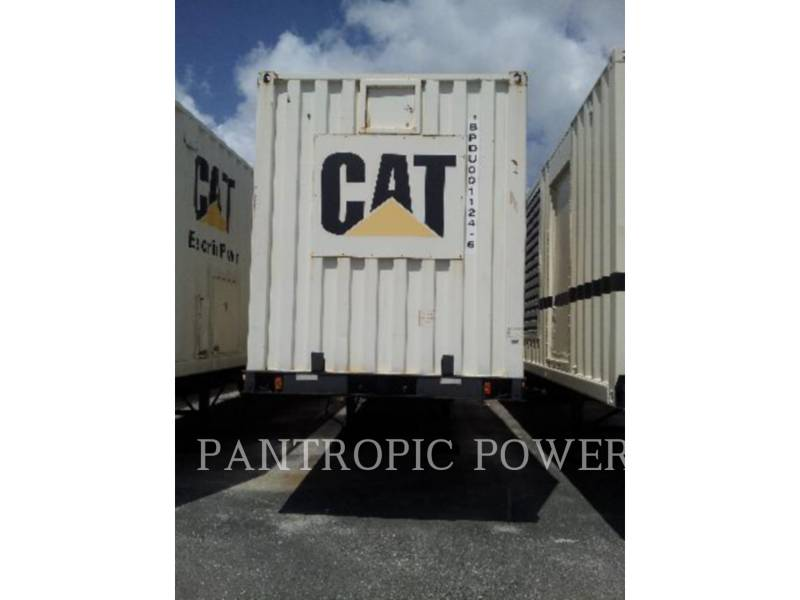 CATERPILLAR POWER MODULES XQ2000 3516B RECONDITIONED equipment  photo 1