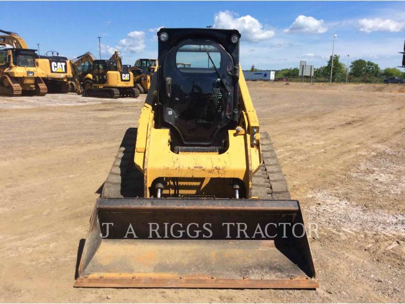 CATERPILLAR CARGADORES MULTITERRENO 289D AH equipment  photo 6