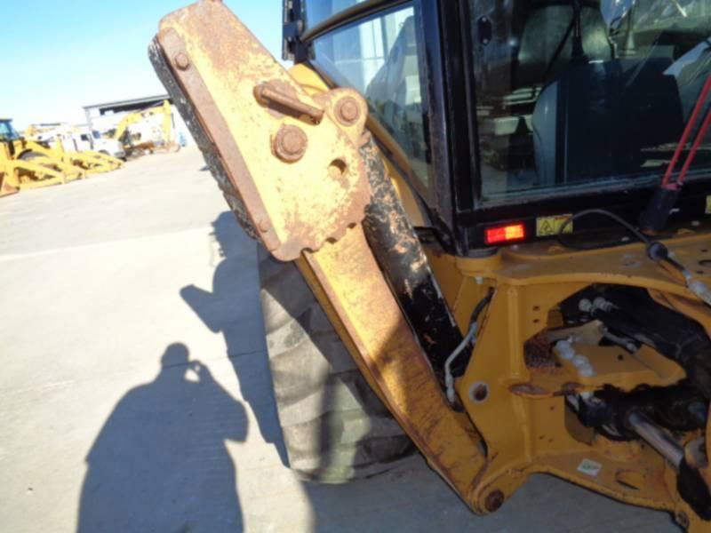 CATERPILLAR RETROESCAVADEIRAS 416EST equipment  photo 14
