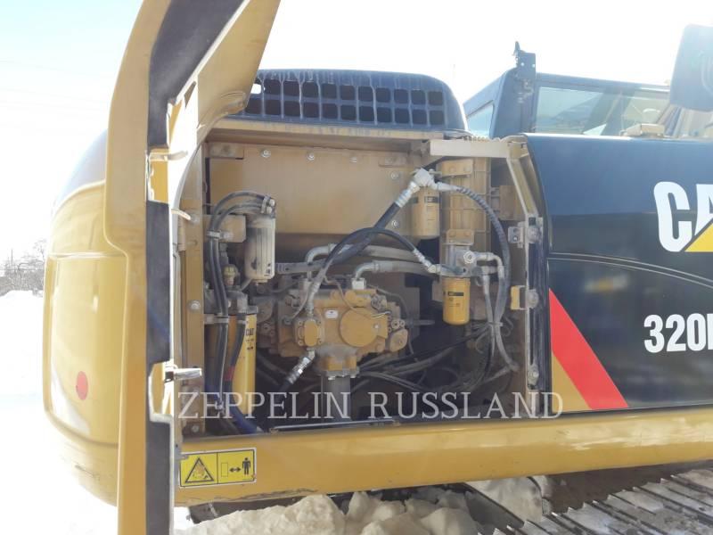 CATERPILLAR KOPARKI GĄSIENICOWE 320D2L equipment  photo 21