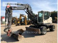 Equipment photo TEREX CORPORATION TW110 EXCAVADORAS DE RUEDAS 1