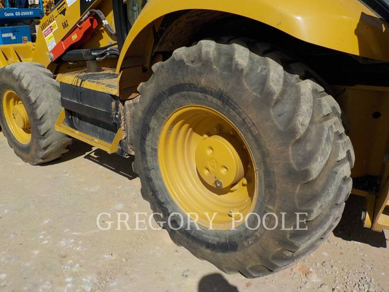 CATERPILLAR RETROEXCAVADORAS CARGADORAS 420F equipment  photo 18