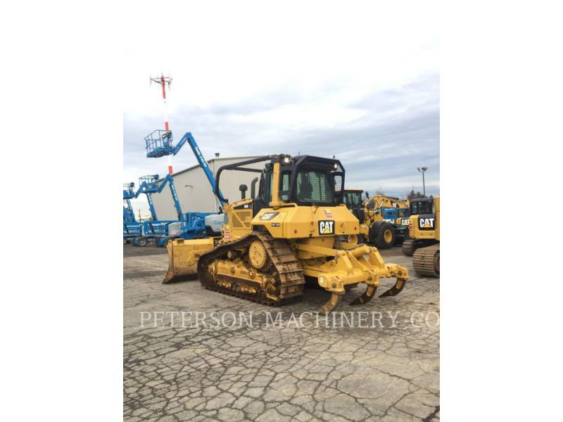 CATERPILLAR TRACTORES DE CADENAS D6NGPS/BIO equipment  photo 4