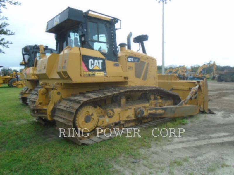 CATERPILLAR TRACTEURS SUR CHAINES D7ELGP equipment  photo 3