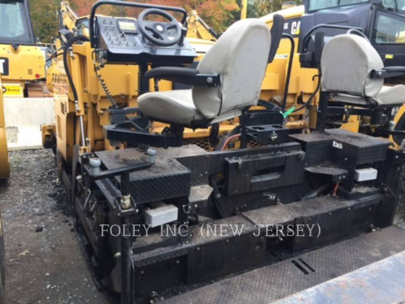 WEILER ASPHALT PAVERS P385A equipment  photo 4