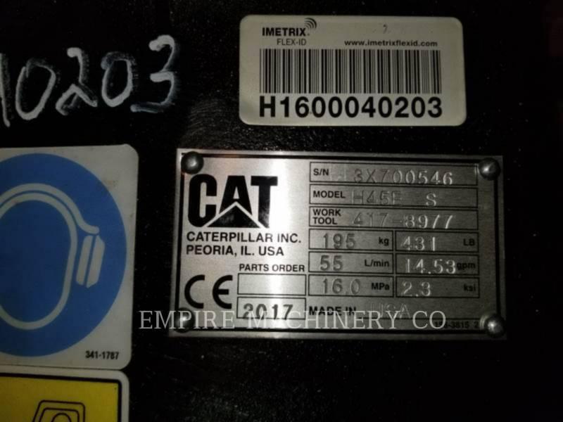 CATERPILLAR WT - ハンマー H45ES 301 equipment  photo 1