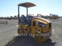 CATERPILLAR TAMBOR DOBLE VIBRATORIO ASFALTO CB24B equipment  photo 1