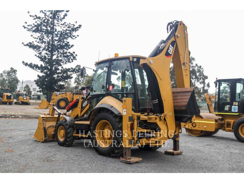 CATERPILLAR RETROEXCAVADORAS CARGADORAS 432F equipment  photo 6