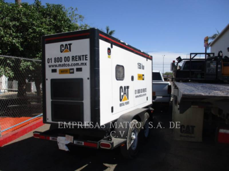 OLYMPIAN CAT MOBILE GENERATOR SETS DE165 equipment  photo 2