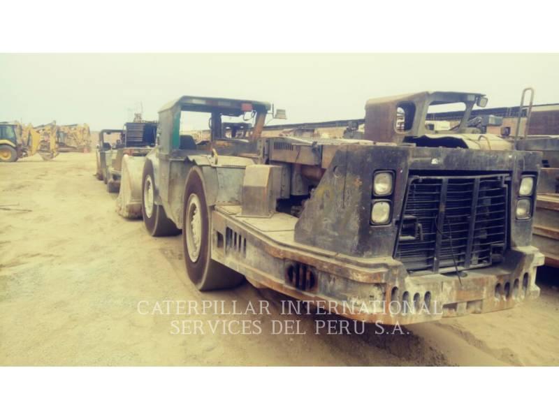 CATERPILLAR UNTERTAGEBERGBAULADER R1300G equipment  photo 1