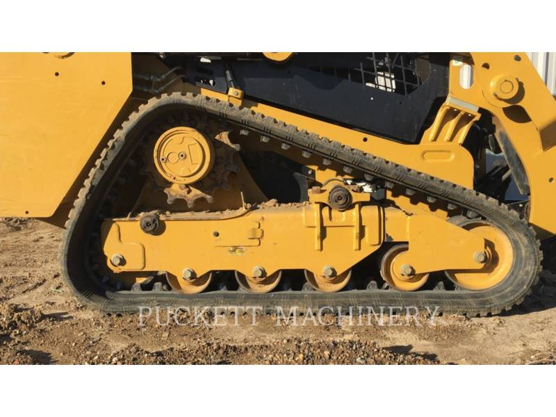 CATERPILLAR 多様地形対応ローダ 239 D equipment  photo 10