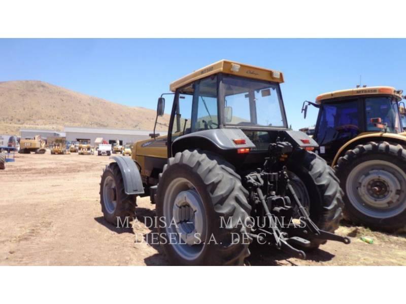 CHALLENGER TRACTORES AGRÍCOLAS WT540-4WD equipment  photo 3